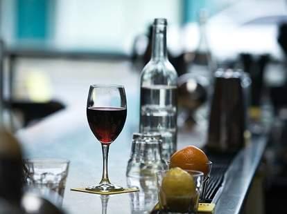 wine cafe presse