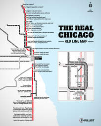 cta red line map