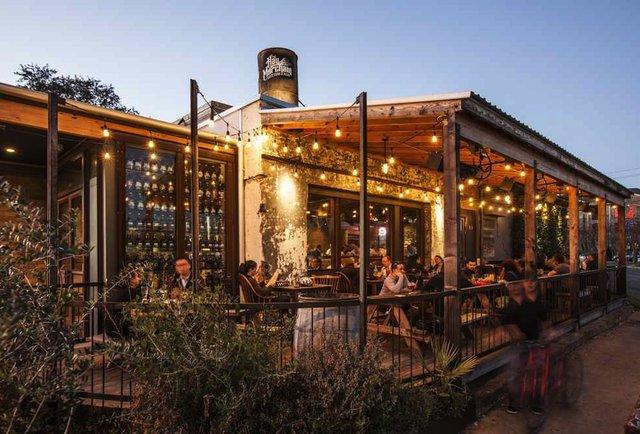 Best Beer Bars In Houston Petrol Station Cottonwood