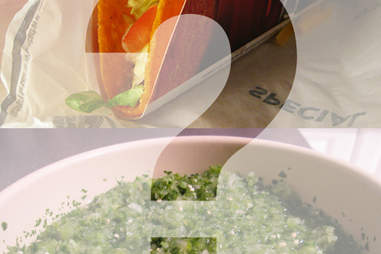 spicy green taco bell sauce