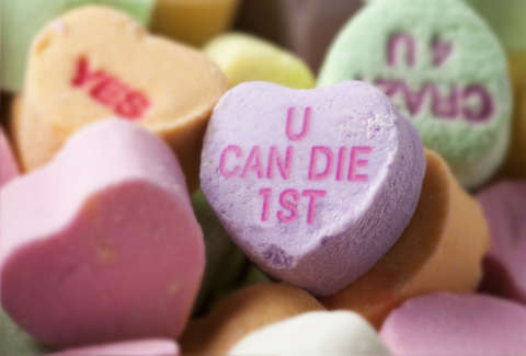 funny valentine's - funny valentine's candy hearts - thrillist, Ideas