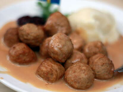 swedish meatballs ikea