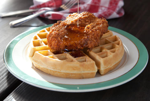 Best Chicken And Waffles In La Thrillist