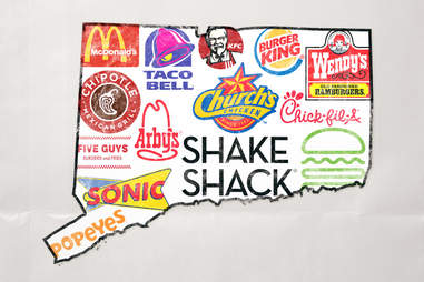 connecticut fast food
