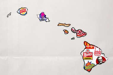 hawaii fast food