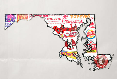 maryland fast food