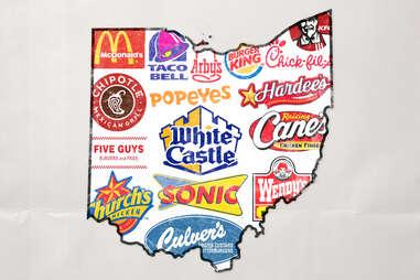 ohio fast food