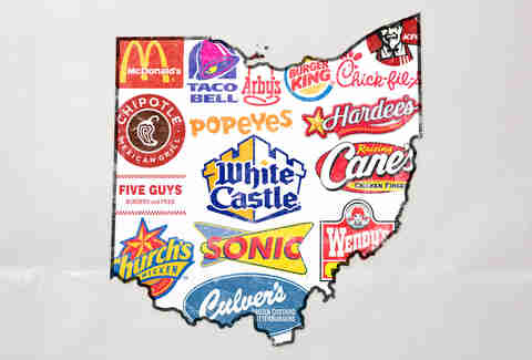 ohio fast food