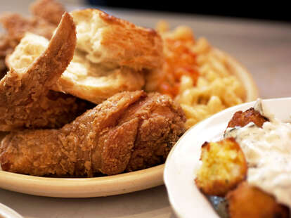 Fried Chicken at Pies-N-Thighs
