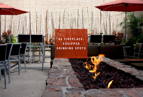 Sage Hospitality Group - Denver Bars With Fireplaces - Thrillist