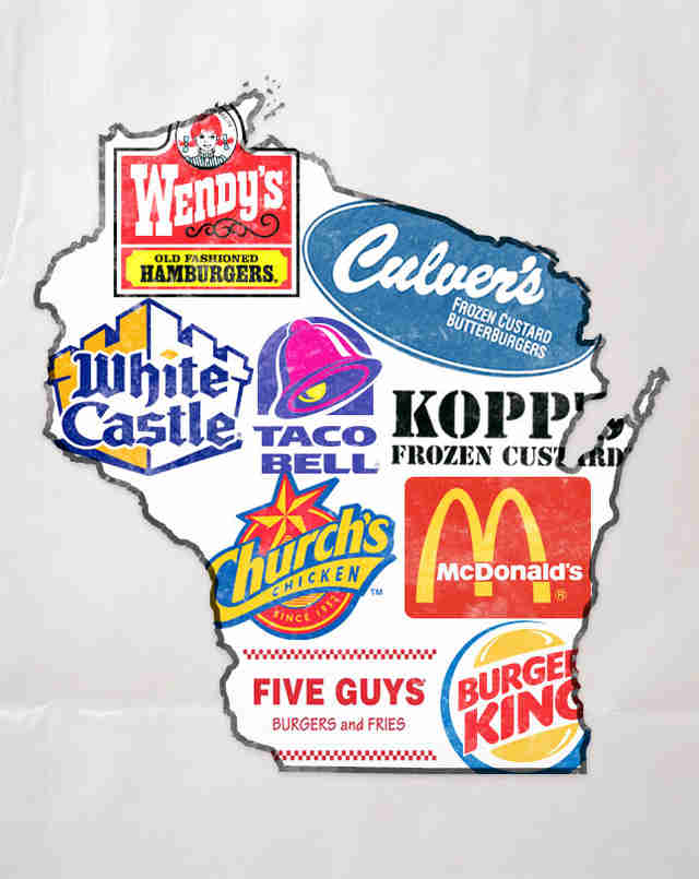 fast food in america Last year was a tough year for traditional fast food burger chains, though you  wouldn't necessarily notice that by looking at a list of the top 25.