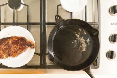 How to make the perfect skillet steak — Thrillist Recipes