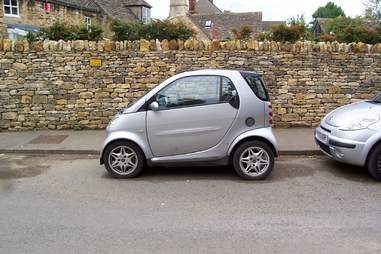 Small European Car