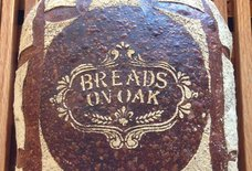 Breads on Oak