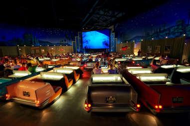 car theater