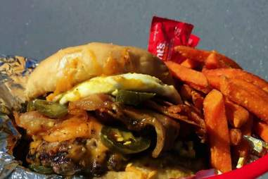 The Grim Burger
