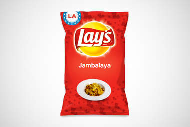 Lay's Do Us a Flavor jambalaya