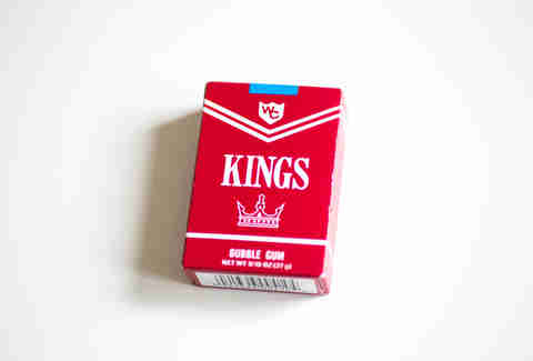 bubble gum cigarettes
