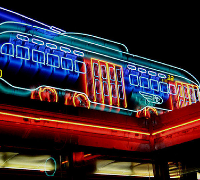 Trolley Car Diner: A Philadelphia, PA Bar