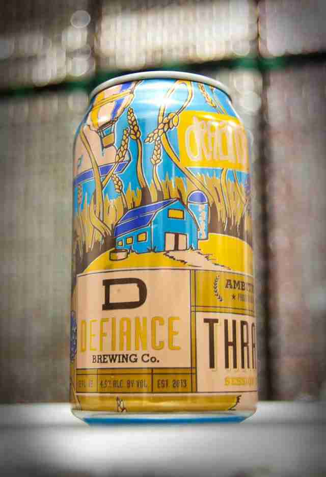 defiance brewing