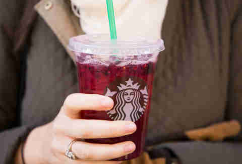 Very Berry Hibiscus Starbucks Refreshers