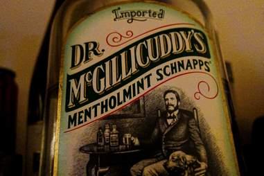 Dr. McGillicuddy's Mentholmint Schnapps