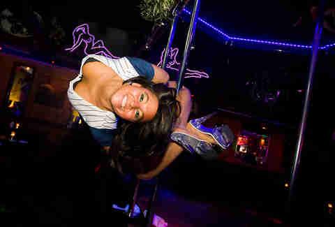 Jan 24 cheetah strip club