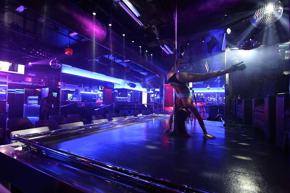 Strip club greenville nc