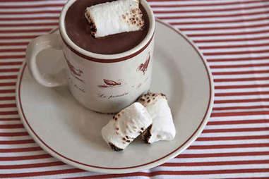Plain ole hot cocoa