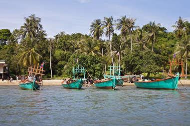 Koh Tonsay, Cambodia