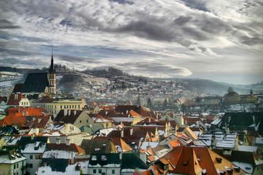 ?eský Krumlov, Czech Republic