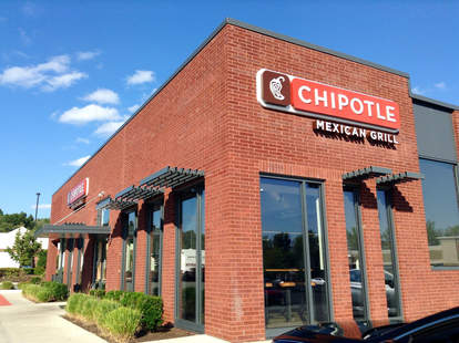 chipotle takeout