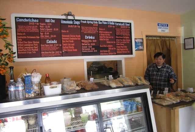 Little Vietnam Cafe: A San Francisco, CA Restaurant.