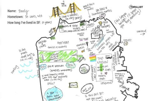 21 San Franciscans Draw 21 Maps of SF From Memory - Thrillist Draw On A Map on draw my own map, draw on an umbrella, draw on a book, draw on money, draw area on map, drawing trees on map, draw on fire, draw geography map, easy to draw canada map, draw a bullet, draw school map, i can draw on map, create a map, can you draw on map, draw on history, draw a map online, crop a map, find a map, draw city, draw on a blanket,