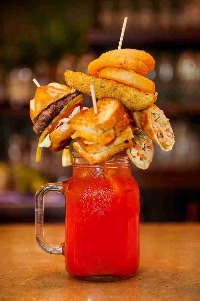The Best Bloody Caesar Joints In Montreal Thrillist