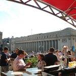 Best bars restaurants near madison square garden thrillist for Places to eat near madison square garden