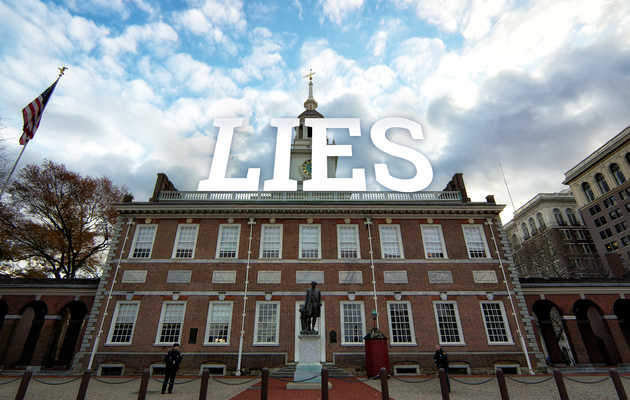 10 Facts About Philadelphia That Are Actually Lies