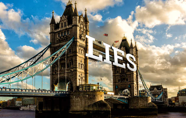 8 Facts About London That Are Actually Lies