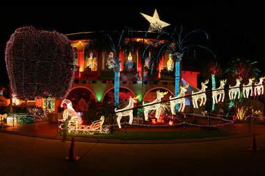 Al Copeland Christmas lights