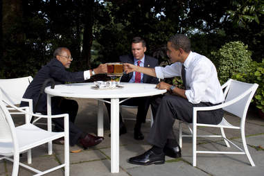 presidential beer