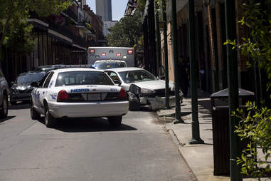 New Orleans Accident