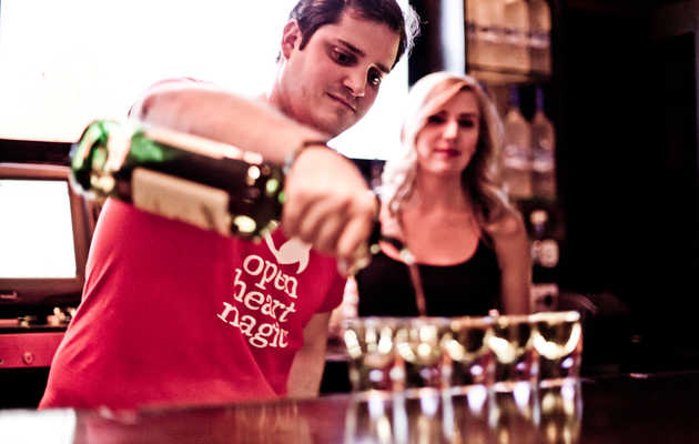 How I Learned Bartending Is a Seriously Hard Job