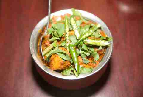 How to order spicy food 11 of the worlds hottest dishes thrillist indian chicken with chili forumfinder Image collections