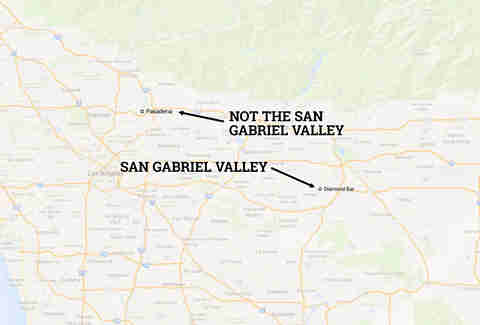 18 Things You Don't Understand About the SGV (Unless You're From There)