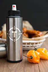 Pepper Spray Hot Wings — Thrillist Recipes