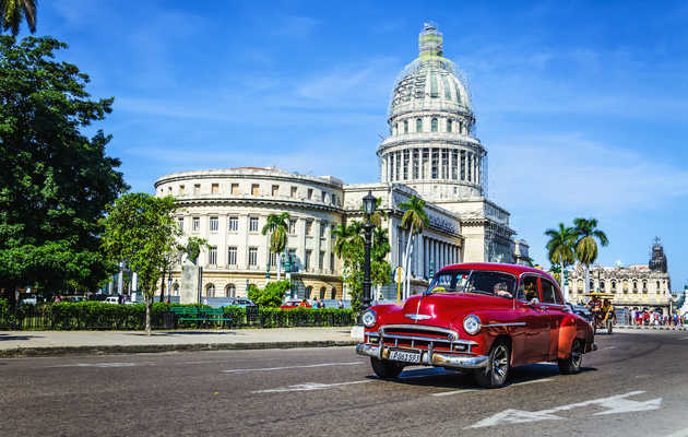 How to Get to Cuba Illegally (Hypothetically Speaking)