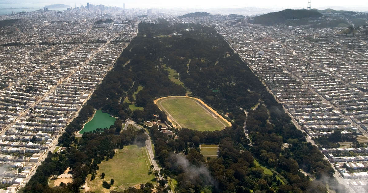 13 Things You Probably Didn't Know About Golden Gate Park