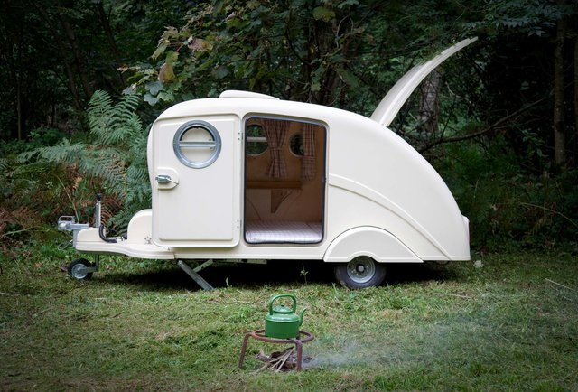 Coolest Campers Functional Mobile Homes And Trailers