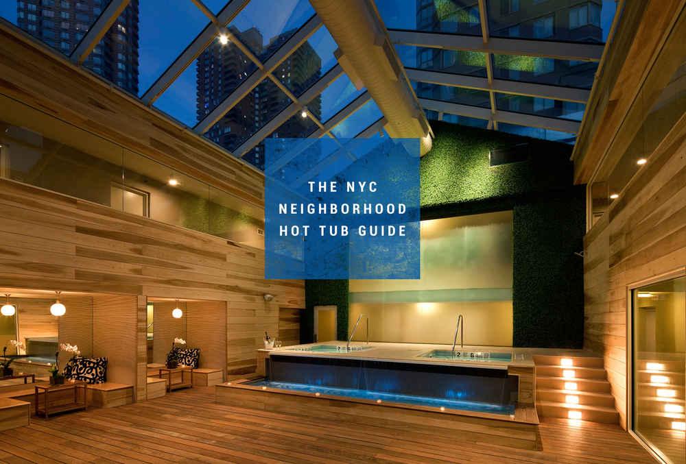 Best hot tubs in New York City - Thrillist