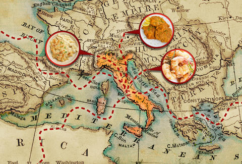 Italian Food World S Most Influential Food Thrillist